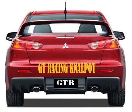 Downpipe Header Mobil Racing Mitsubishi Pajero modifikasi knalpot racing knalpot mitsubishi evo x