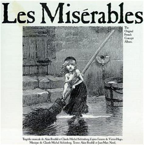les mis rables children s edition books miserables les miserables the original concept