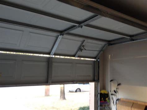 Add Weight To Make Garage Door Stay Up Doityourself Com Garage Door Adjustment Do It Yourself