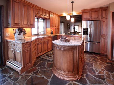 westwind woodworkers chanhassen remodel traditional kitchen minneapolis
