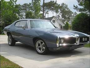 Pontiac Leman 1968 Pontiac Lemans For Sale San Marcos California
