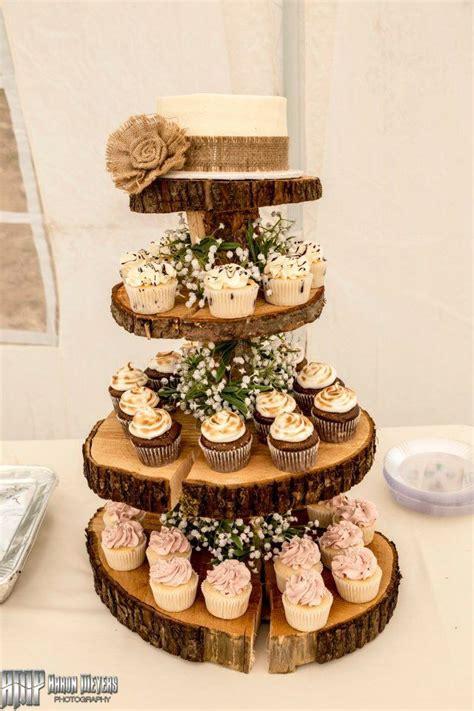 diy cupcake stand wedding fun pinterest diy and