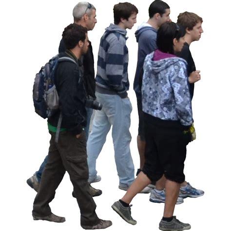 5 people walking photoshop images people walking out teenage zombie troop png 686 215 686 visualizations