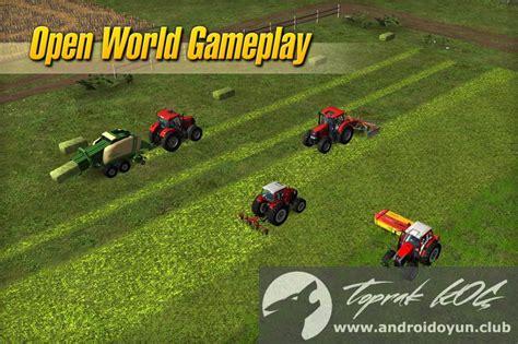 farming simulator 14 apk farming simulator 14 v1 4 3 mod apk para hileli