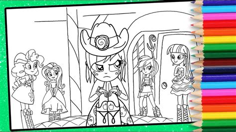 my little pony eg coloring pages mlp equestria girls colouring page my little pony coloring