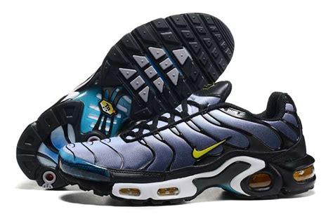 Nike Air Max Tn Mens Shoes Blue Black P 1517 by Blue Black Yellow Nike Tns S Nike Air Max Tn Shoes Cheap