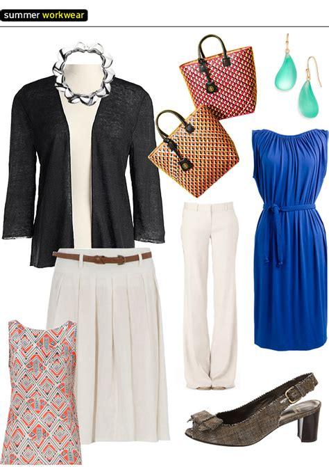 summer work fashion staples workwear essentials workchic