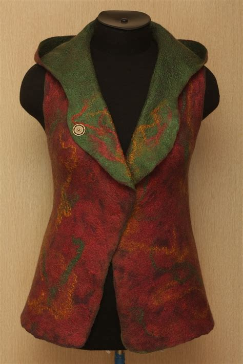 pattern for felt vest 109 best images about felt vests and jackets on pinterest