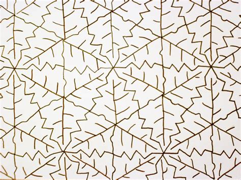 leaf pattern sheets free tessellations coloring pages