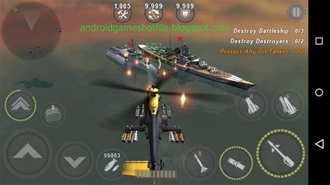 download game gunship battle mod unlimited gunship battle helicopter 3d v2 2 72 mod apk unlimited