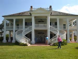 California Ranch House google maps of django unchained s plantation and other