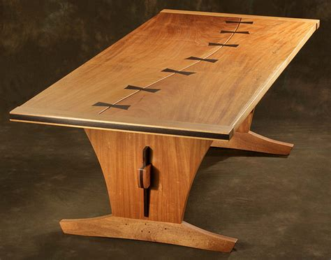 Tisch Aus Dielen by Wooden Custom Dining Table Table Design To