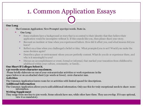 sle common app essay telling your story ten tips for writing powerful college