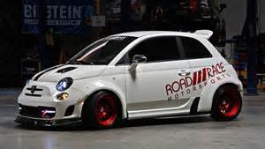 Fiat 500 Abarth Tuning Fiat 500 Abarth Road Race Motorsports Tuning 61 Images