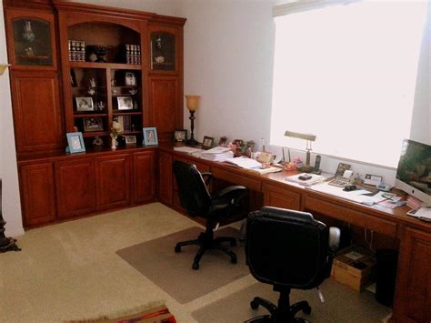 dual desks home office styles yvotube