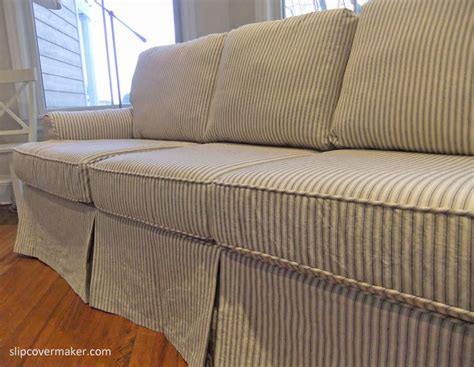 striped slipcovers for sofas furniture sure fit sofa