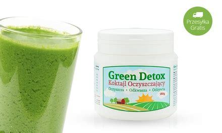 Green Detox Groupon green detox miesięczny zapas groupon