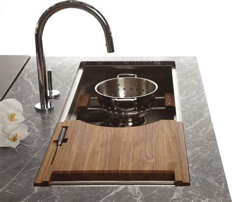Kitchen Sink Nyc Stainless Steel By Mick De Giulio For Kallista Modern Kitchen Sinks New York By Kallista