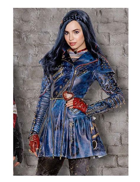 Evie The by Evie Jacket From Descendants 2 By Sofia Carson Hjackets