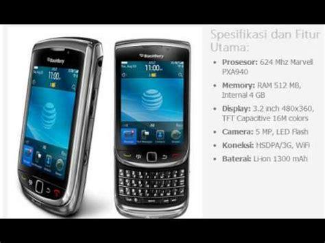 Handphone Blackberry Toch harga hp blackberry torch 9800
