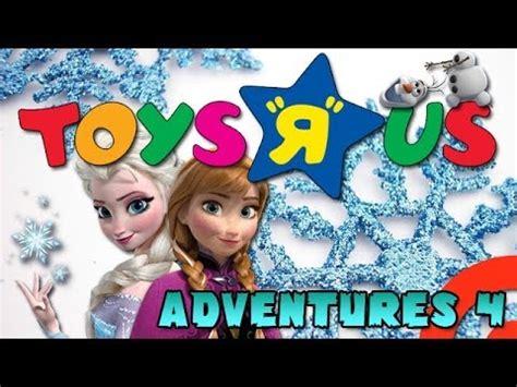 frozen wallpaper toys r us toys r us adventures 4 frozen youtube