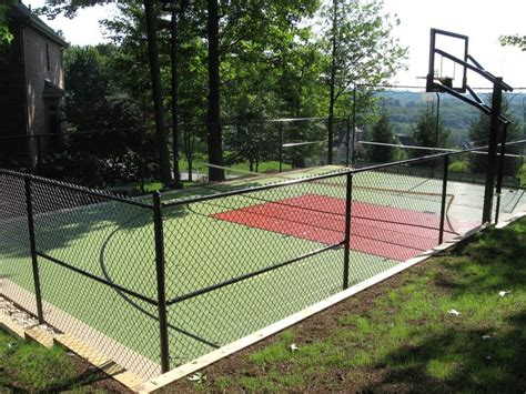 backyard sport court family sport courts convenient backyard courts sport court ma
