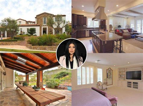 kylie jenner new house kylie jenner s 2 7 million mansion kris jenner spills details on her daughter s new