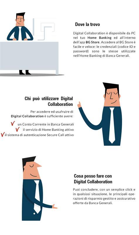 www banca generali it digital collaboration banca generali it