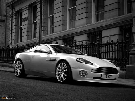 2010 Aston Martin Vanquish by Project Kahn Aston Martin V12 Vanquish S 2010 Pictures