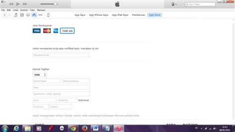 cara membuat apple id tanpa atm ini blog nya fahmi baihaqi cara membuat apple id tanpa