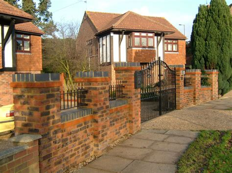 Creative Of Front Garden Wall Ideas Front Garden Brick Front Garden Brick Wall Designs