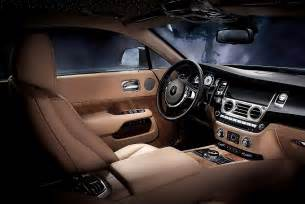 Rolls Royce Inside Pictures 2014 Rolls Royce Wraith Coupe Interior Egmcartech
