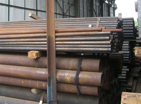 Pipa Carbon Steel Sch 80 pt sinarindo megah perkasa carbon steel for presure