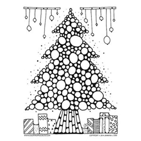 coloring pages bliss youtube christmas tree coloring art