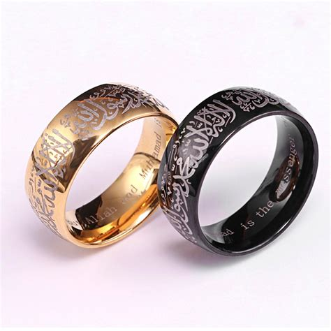 wedding ring in islam buy wholesale middle eastern fashion from china