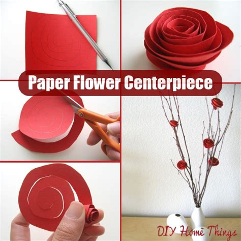 How Can We Make Paper Flowers - diy tutorial for a stunning paper flower centerpiece diy