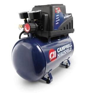cbell hausfeld 2 gallon air compressor with accessories