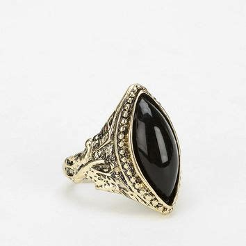 Where To Buy Urban Outfitters Gift Card - diamond stone gift card adjustable ring from urban outfitters