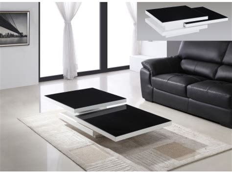Table Basse Carrée Blanche 138 by Basse Guide D Achat