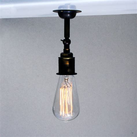 Used Ceiling Lights by Vintage Style Industrial Wall And Ceiling Light By Unique S Co Notonthehighstreet