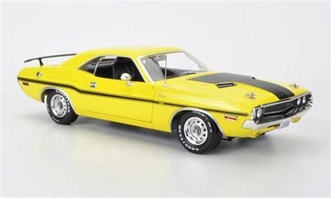 Wheel Ncis Gibb S Dodge Challenger dodge challenger 1970 r t yellow mattblack 1970 ncis greenlight diecast model car 1 18 buy