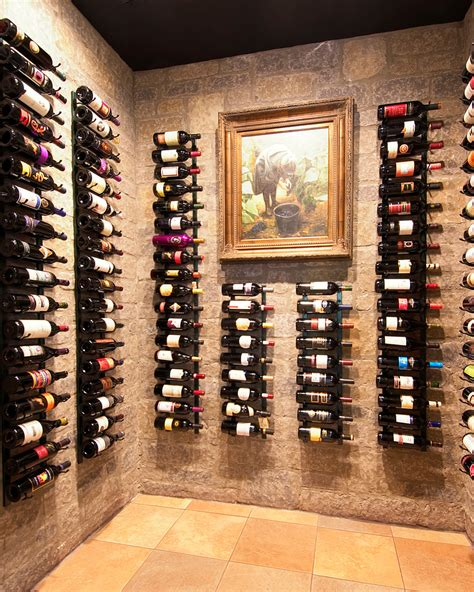 home wine storage marvelous wall mounted wine racks in wine cellar