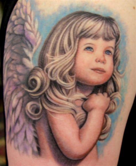 beautiful girl tattoos baby beautiful optical illusion