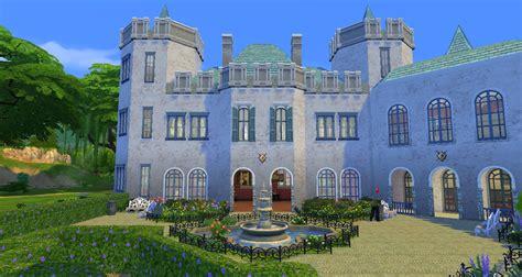 SimsDelsWorld: The Sims 4   Renaissance Castle