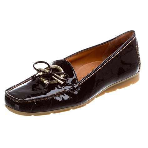 loafers patent paul green black patent loafers footwear from voila uk