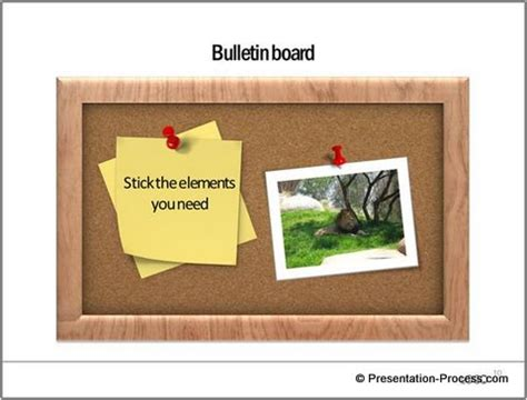 bulletin board background powerpoint listmachinepro com notice board template images