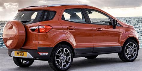 voiture ford la nouvelle publicit 233 pour la ford ecosport 2014