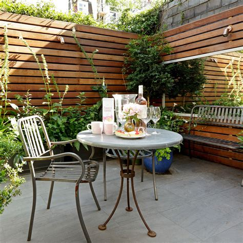 Small Garden Ideas Small Garden Designs Ideal Home Small Garden Patio Designs