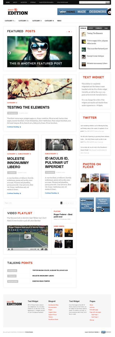 wordpress layout options 100 magazine wordpress themes cool wordpress magazine