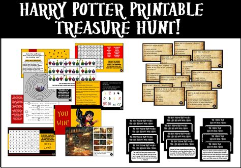 Armchair Treasure Hunts Printable Treasure Hunt Riddles Clues And Games Autos Post